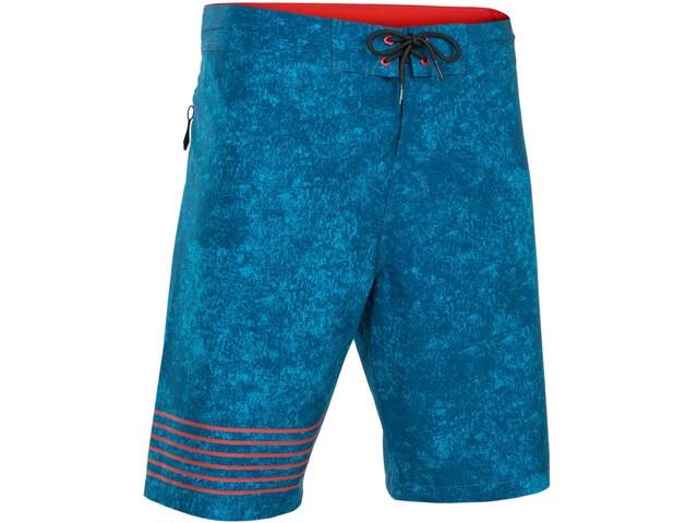ION Logo 20'' Boardshorts Miehet, ocean blue
